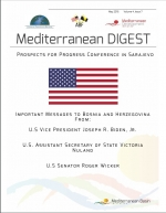 """Messages from the United States government"", Sarajevo ""Prospects for Progress"" conference"