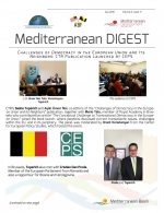 News from The Mediterranean Basin Initiative, July 2016