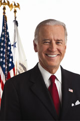Joseph R. Biden, Jr. - Vice President of the United States of America