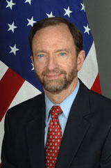 Hon. Patrick Moon, U.S. Ambassador to Bosnia and Herzegovina